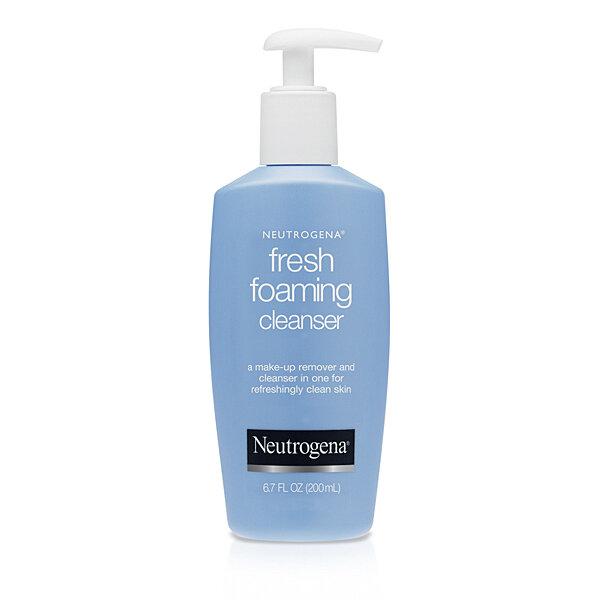 Sữa rửa mặt tẩy trang Neutrogena fresh foaming cleanser 177ml