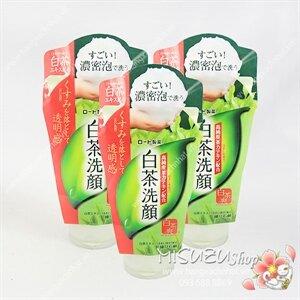 Sữa rửa mặt trà xanh Rohto Shirochasou 120g