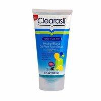 Sữa Rửa Mặt Trị Mụn Clearasil Daily Clear Hydra Blast Oil Free - 192ml