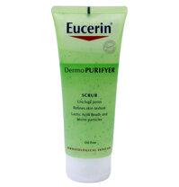 Sữa rửa mặt trị mụn Eucerin Dermo Purifyer 100ml
