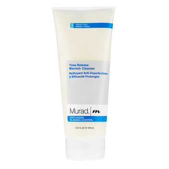 Sữa rửa mặt trị mụn Murad Time Release Blemish Cleanser 100ml