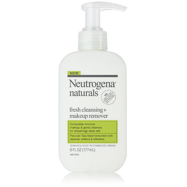 Sữa rửa mặt và tẩy trang Neutrogena Natural