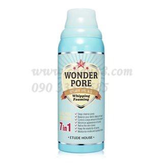 Sữa rửa mặt Wonder Pore Whipping Foaming 200ml