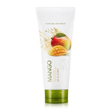 Sữa rửa mặt xoài Nature Republic Mango Real Nature Foam Cleanser 150ml