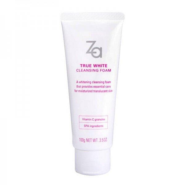 Sữa rửa mặt Za True White Ex Cleansing Foam 100g