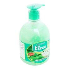 Sữa rửa tay Kleen trà xanh 500ml