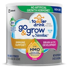 Sữa Similac Go & Grow Non-GMO Milk-Based - 680g