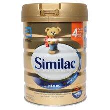 Sữa Similac HMO IQ Plus số 4 900g (2 - 6 tuổi)