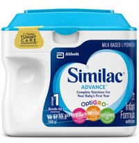 Sữa Similac Pro Advance Non Gmo – Hmo - 964g