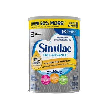 Sữa Similac Pro advance Non-GMO HMO - cho bé từ 0 - 12 tháng tuổi, 1.02 kg