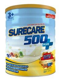 Sữa Surecare 500 plus 3+ 900g (3-15 tuổi)