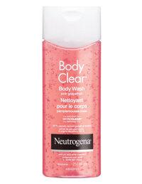 Sữa tắm bưởi hồng Neutrogena Body Clear® Body Wash Pink Grapefruit 250ml