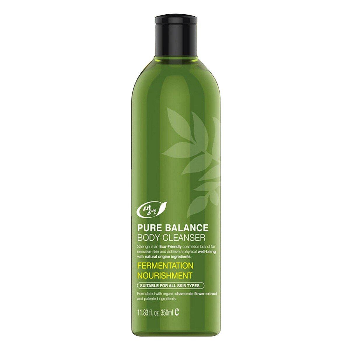 Sữa tắm cân bằng da SaengN Pure Balance Body Cleanser 350ml