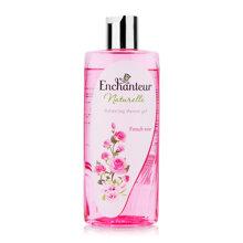 Sữa tắm cân bằng hương hoa hồng Enchanteur Naturelle Balancing Shower Gel 250g