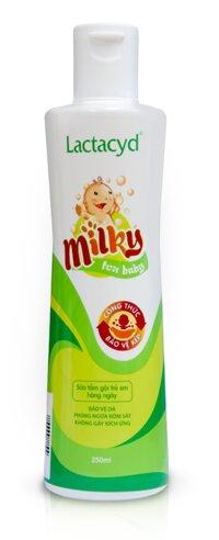 Sữa tắm cho bé Lactacyd BB 250ml