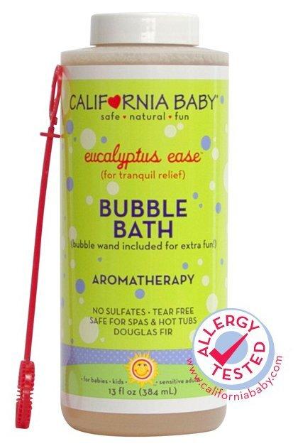 Sữa tắm Chống cảm cúm California Baby 384ml