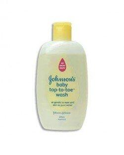 Sữa tắm chứa sữa Johnson's baby 50ml