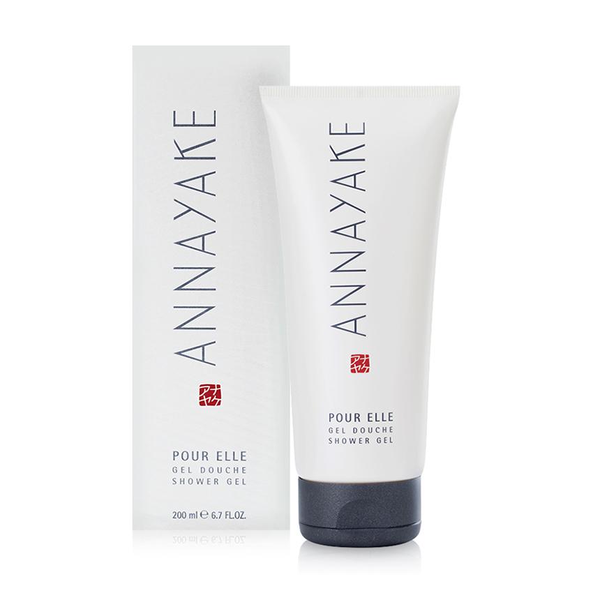 Sữa tắm dạng gel hương nước hoa AnnaYake Pour Eller Shower Gel 200ml