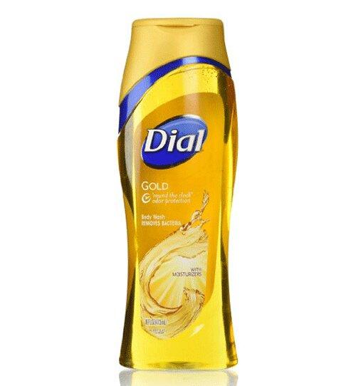 Sữa tắm dưỡng ẩm Dial Gold 473ml