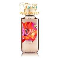 Sữa tắm dưỡng da Wild Madagasca Vanilla Bath and Body Works 295ml