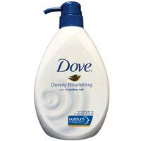 Sữa tắm dưỡng thể Dove Deeply Nourishing 900g