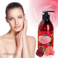 Sữa tắm dưỡng thể Oreaf hoa hồng 150ml