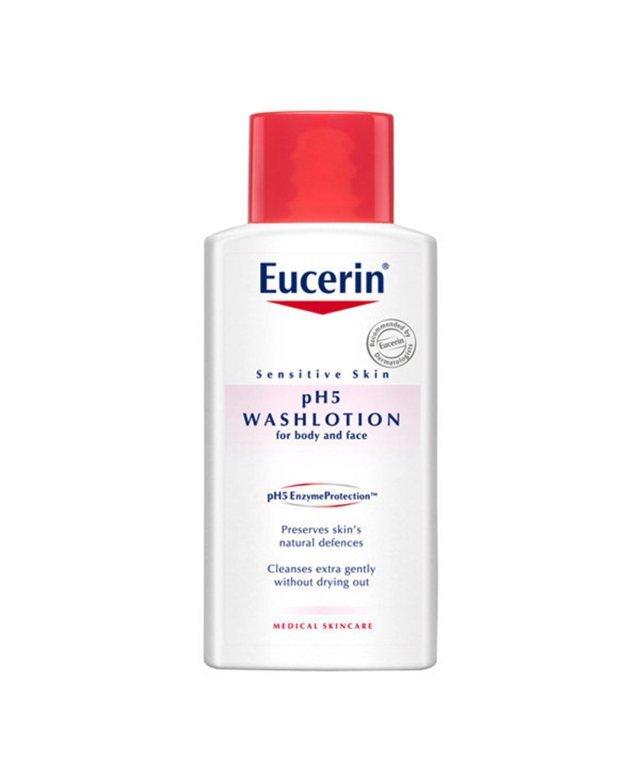 Sữa tắm Eucerin pH5 dành cho da nhạy cảm