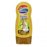 Sữa tắm gội Bubchen hương mật ong 230ml