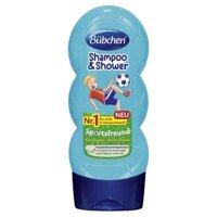 Sữa tắm gội dành cho hoạt động thể thao Bubchen 67440 230ml
