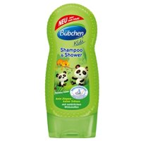 Sữa tắm & gội hương tre Bubchen 99841 - 230ml