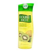 Sữa tắm hạt Double Rich Vitamin trái cây kiwi 420g