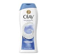 Sữa tắm hạt muối biển tẩy tế bào chết Olay Daily Exfoliating With Sea Salts 700ml
