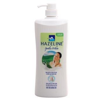 Sữa tắm Hazeline sữa dê và gạo - 900g