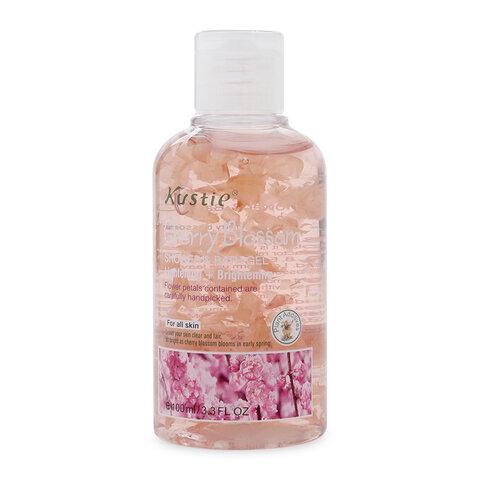 Sữa tắm Kustie Cherry Blossom chiết xuất hoa anh đào 220ml
