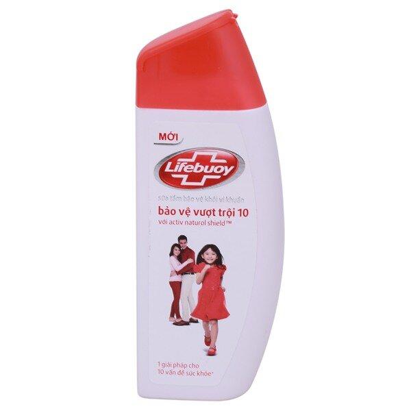 Sữa tắm Lifebuoy bảo vệ vượt trội 250g