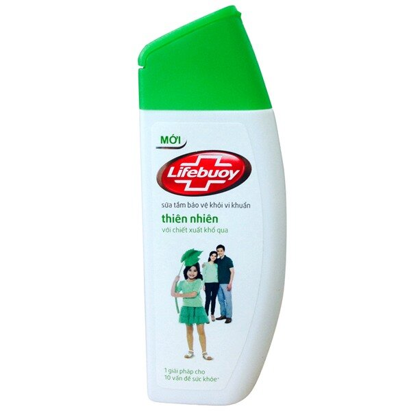 Sữa tắm Lifebuoy Khổ Qua Thiên Nhiên 250g
