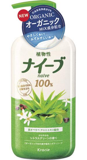 Sữa Tắm Lô Hội Naive 550ml