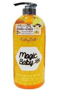 Sữa tắm magic baby tinh chất mật ong cathy doll