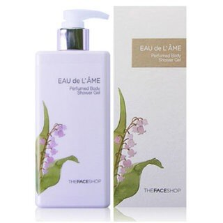 Sữa tắm nước hoa Eau de Lame Perfumed Body Shower Gel 230ml TheFaceShop