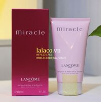 Sữa tắm nước hoa Lancome Miracle 150ml