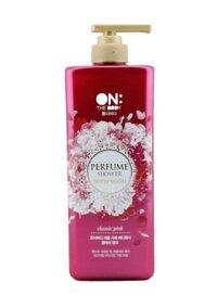 Sữa tắm nước hoa On The Body Perfume Shower Body Wash