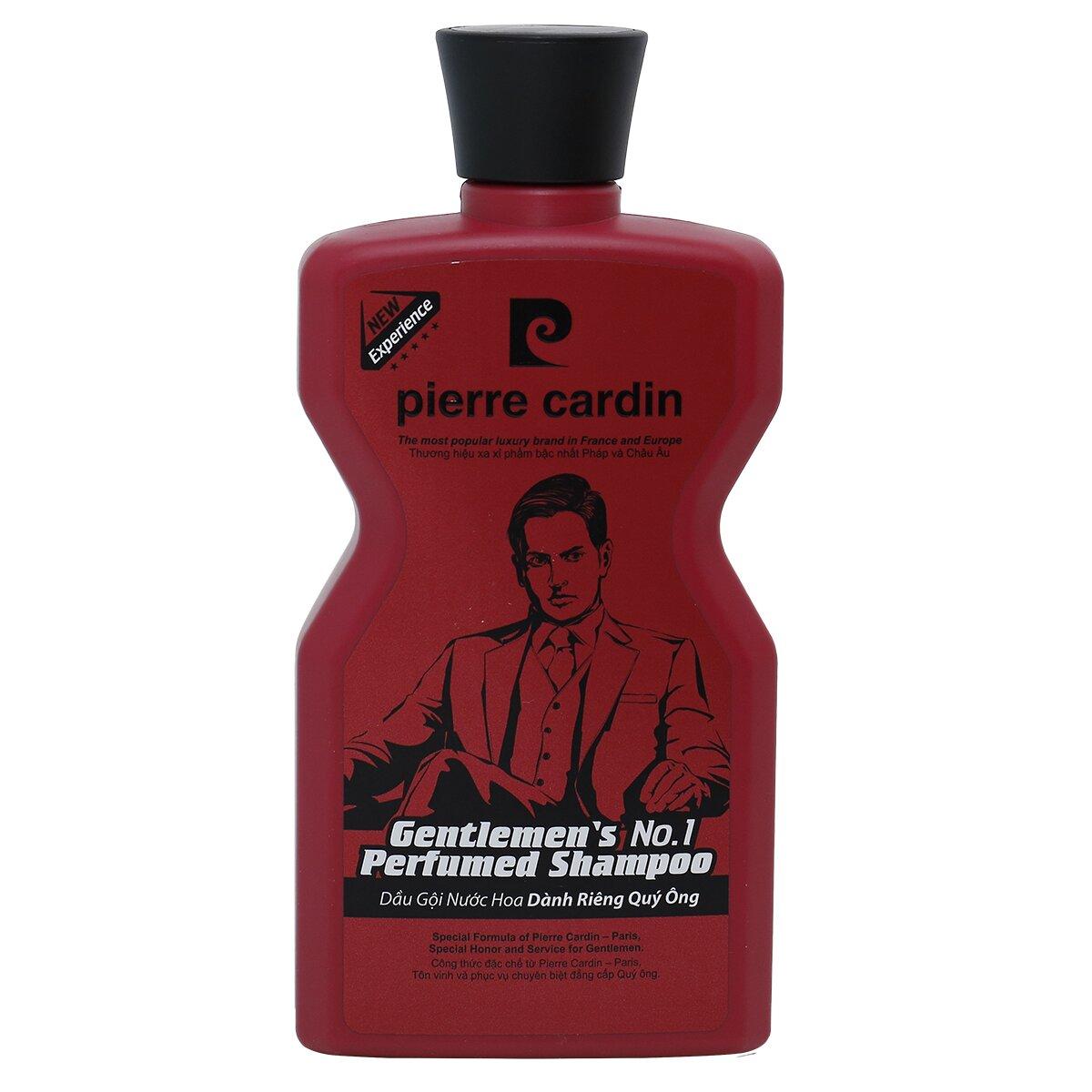Sữa Tắm Nước Hoa Quý Ông Pierre Cardin Gentlemen 380G