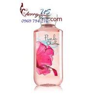 Sữa tắm Pink Chiffon bath and body work 295ml