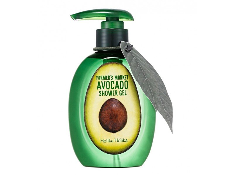 Sữa tắm quả bơ Holika Holika Avocado Shower Gel 240ml