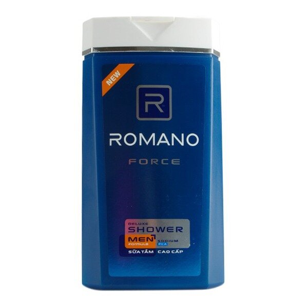 Sữa tắm Romano Force 380g
