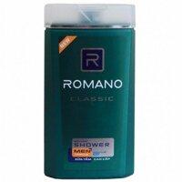 Sữa tắm Romano giữ ẩm Classic 380G