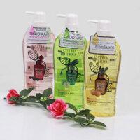 Sữa tắm Serum Body Cathy Choo Bath Collagen & AHA - 500ml