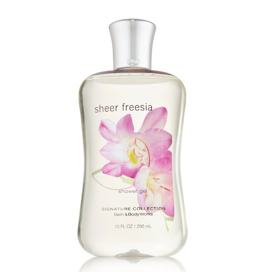 Sữa tắm Sheer Freesia Shower Gel