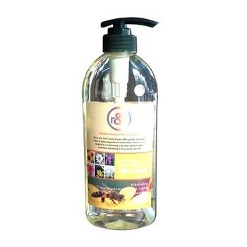 Sữa tắm thảo dược R&B Sữa & Mật Ong - 600ml