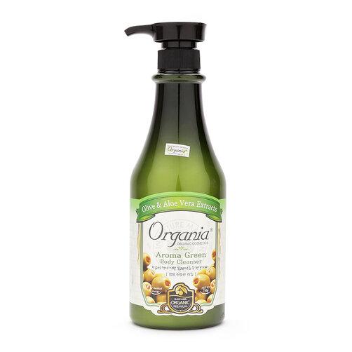 Sữa tắm thư giãn Organia Aroma Green Body Cleanser 750g